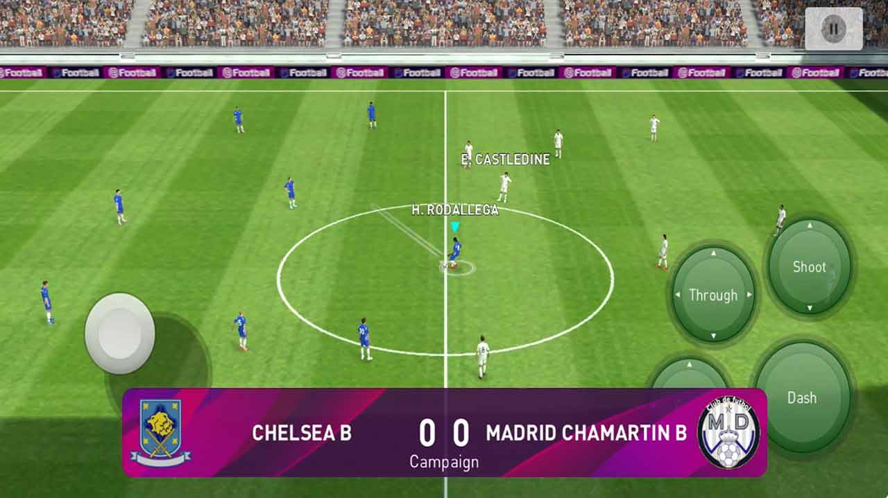 eFootball PES 2020 Mobile V4.1.1 Android Offline Transfers Update + New Kits Best Graphics
