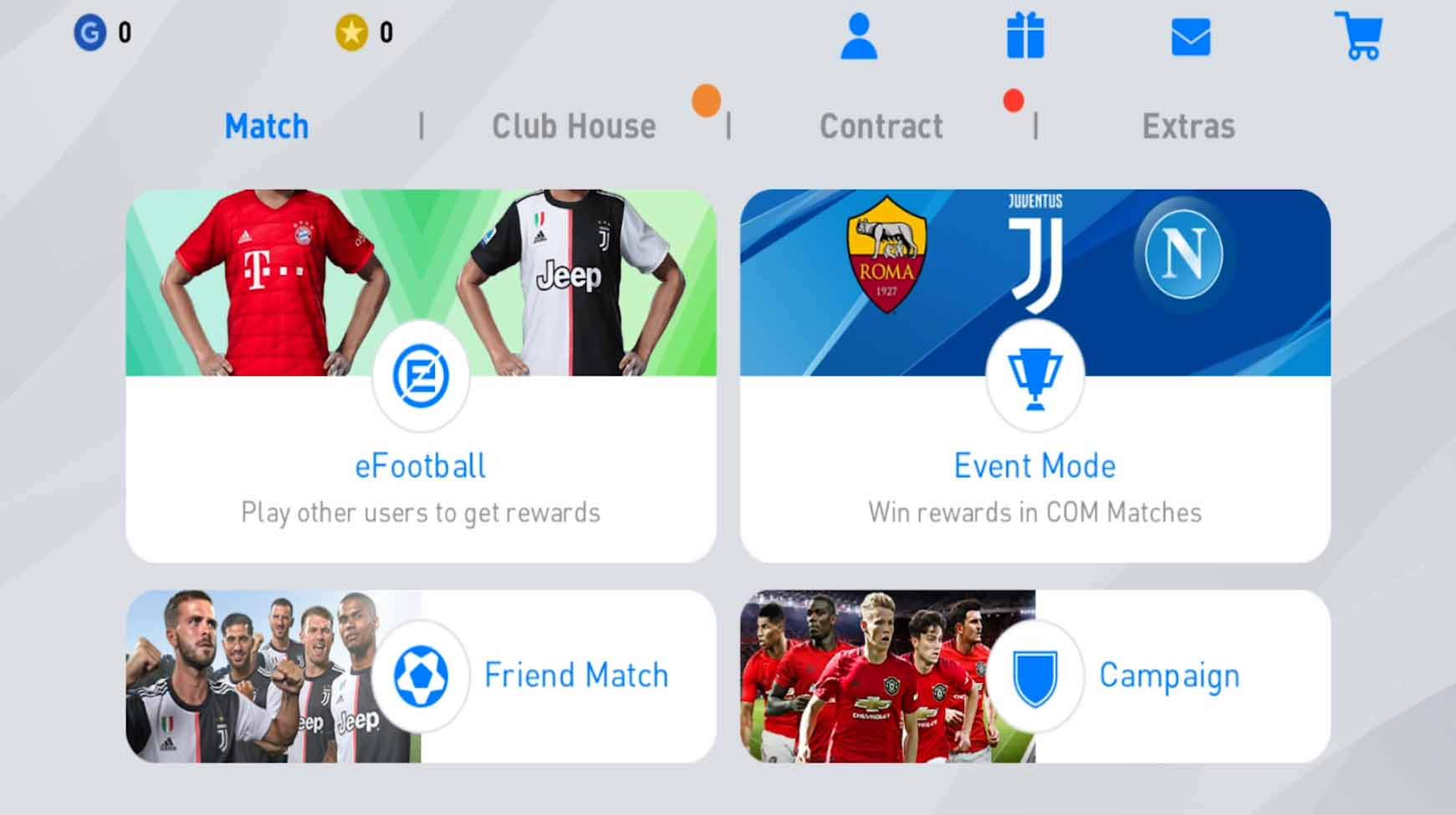 eFootball PES 2020 Mobile V4.1.0 Android Offline Transfers Update + New Kits Best Graphics