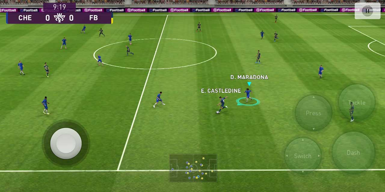 eFootball PES 2020 Mobile V4.6.1 Android Offline Transfers Update + New Kits Best Graphics