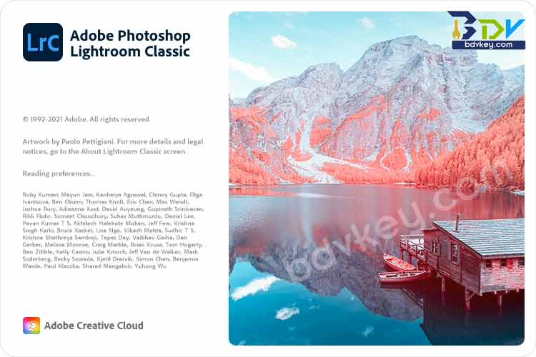 Adobe Photoshop Lightroom Classic 2021 v10.4.0 Pre-activated