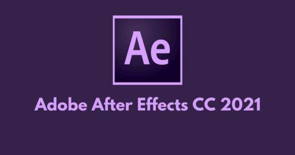 Adobe After Effects 2021 v18.4.1.4 Pre-activated Offline Installer