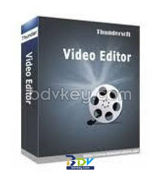 ThunderSoft Video Editor Pro 13.0.0